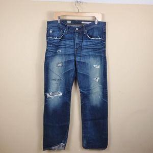 AG Protégé Slim Straight Jean Men's Size 34x33